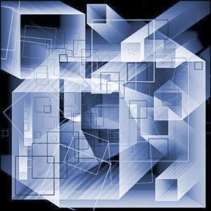 120508qva 300x300 Кисть для фотошопа   Проекции квадратов 3д