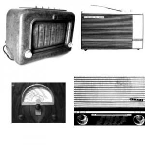 140408radio 300x300 Кисть для фотошопа   Старые радиоприёмники