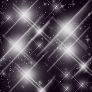 150408sparklies 300x300 Кисть для фотошопа   Звезды с перекрестиями лучей