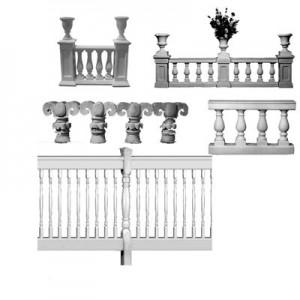 200508balk 300x300 Кисть для фотошопа   Балконные ограждения и перила