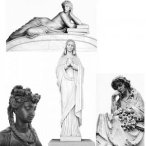 200508ststye. 300x300 Кисть для фотошопа   Античные мраморные статуи