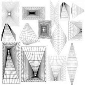 200608geom 300x300 Кисть для фотошопа   Изометрия перпендикуляра