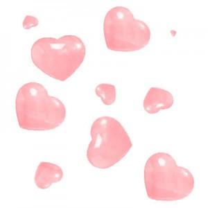 Bubble hearts 300x300 Кисть для фотошопа   Воздушные сердечки.
