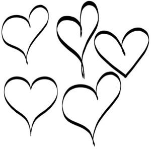 My.heartsss 300x300 Кисть для фотошопа   Сердечки