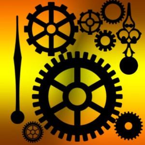 230608gear 300x300 Кисть для фотошопа   Часовой механизм, шестерёнки
