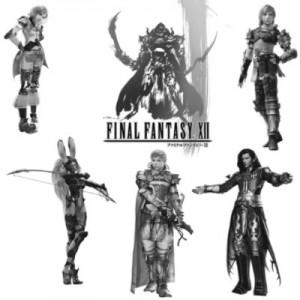 290508ff 12 300x300 Кисть для фотошопа   Final Fantasy XII