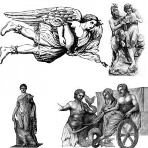 300508myth 300x300 Кисть для фотошопа   Мифология, статуи, римляне