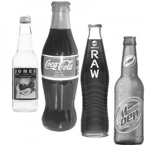 310608drink 300x300 Кисть для фотошопа   Напитки, бутылки