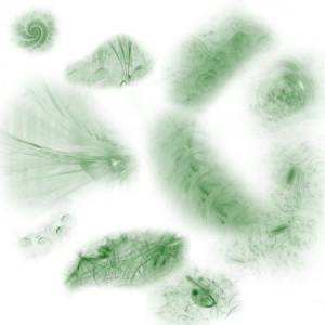 Frozen 300x300 Кисть для фотошопа   Микс fractals