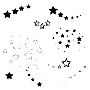 Mris Star Brush Set1 300x300 Кисть для фотошопа   Мультиплицированные звезды