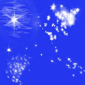 Starsshine 300x300 Кисть для фотошопа   Скопления звезд