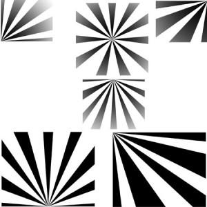 Vector2 By PhysicalMagic 300x300 Кисть для фотошопа   Векторные лучи