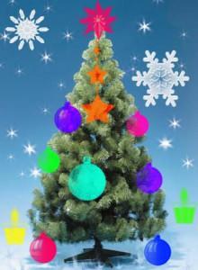 brushes2118 220x300 Кисть для фотошопа   Новогодние игрушки и украшения