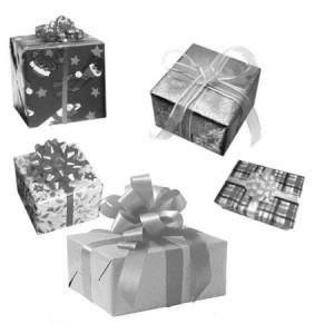 brushes2991 300x300 Кисть для фотошопа   Подарочные упаковки