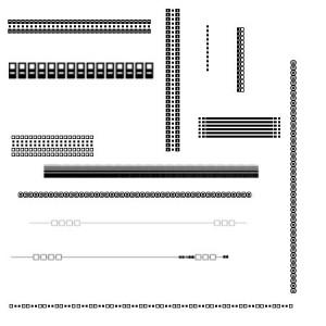 brushes5190 300x300 Кисть для фотошопа   Abstract Lines1