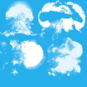brushes5202 300x300 Кисть для фотошопа   Атомные и водородные взрывы