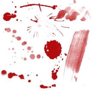 brushes5214 300x300 Кисть для фотошопа   Blood working.