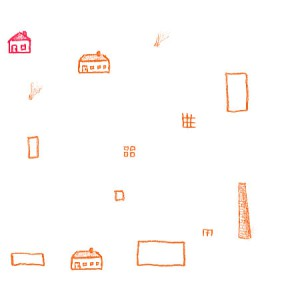 brushes5220 300x300 Кисть для фотошопа   Детские рисунки домиков