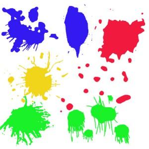 brushes5438 300x300 Кисть для фотошопа   Ii splat брызги краски