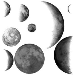 brushes5485 300x300 Кисть для фотошопа   Луна и полумесяц