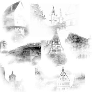 brushes5545 300x300 Кисть для фотошопа   Старые города и здания