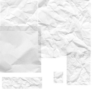 paper by Ephedrina stock 300x300 Кисть для фотошопа   Мятая бумага со складками