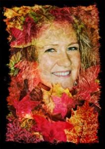 portret 212x300 Видеоурок   Осенний портрет