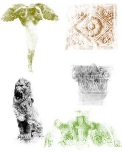roman 240x300 Кисть для фотошопа   Элементы древнего здания