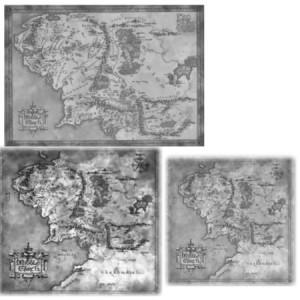 soul of middle earth 300x300 Кисти для фотошопа   Европейская старая карта мореплавания