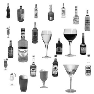 yanagi alcoholic brushes 300x300 Кисть для фотошопа   Алгоголь, вино, напитки и бутылки